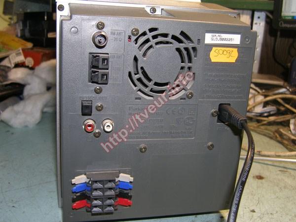 Panasonic sa-pm28 схема